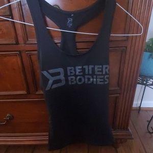 Better bodies tank xs